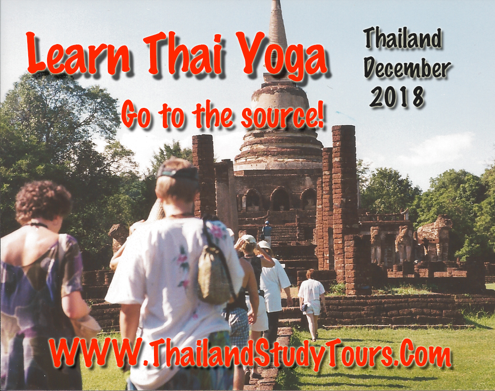Sacred Sites Healing Arts Thailand Tour